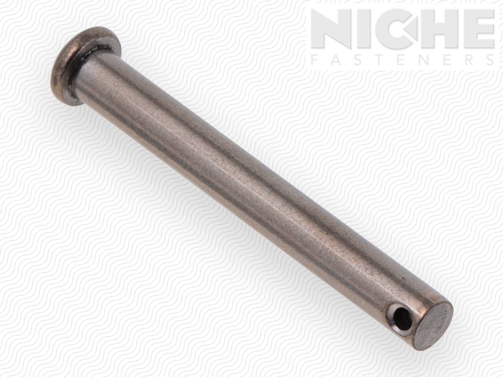 15 Pieces Clevis Pin 5//16 x 2-1//4 SS316 PL