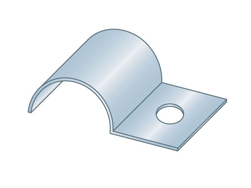 Tube Clamp 1/4 Inch Lincoln Part # 64533-1 | G L  Huyett