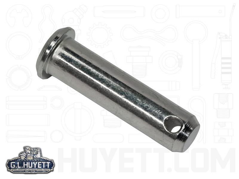 Clevis Pin M6 x 20 Zinc ISO 2341 | G.L. Huyett