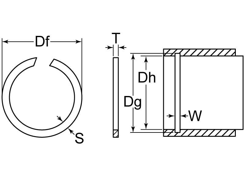 DSB-015 Drawing
