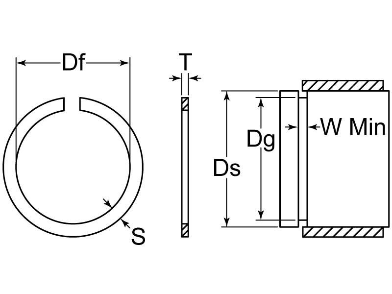 DSW-055 Drawing