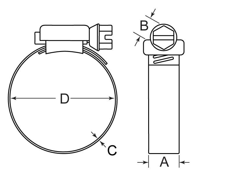HCGP-P22-020-500 Drawing