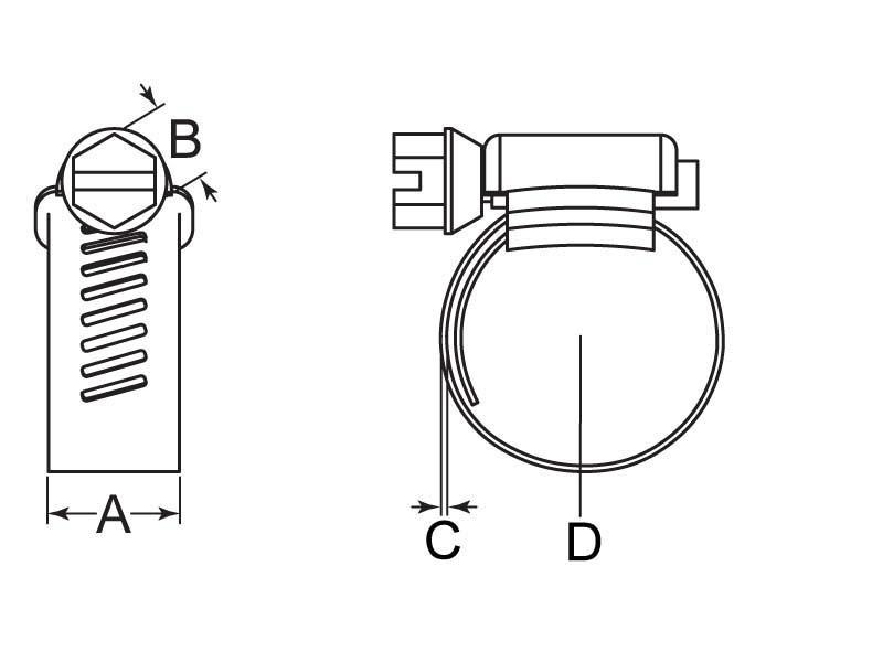 HC51-128 Drawing