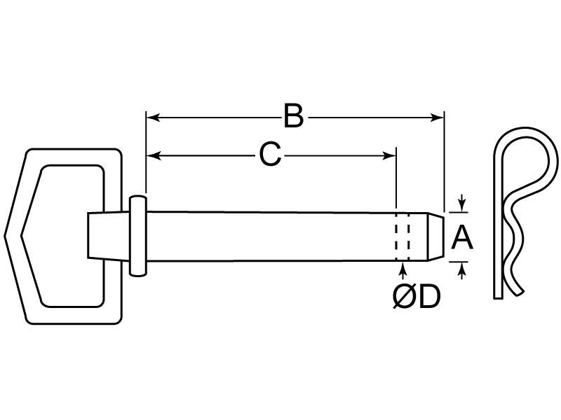 HP-0625-4000S Drawing