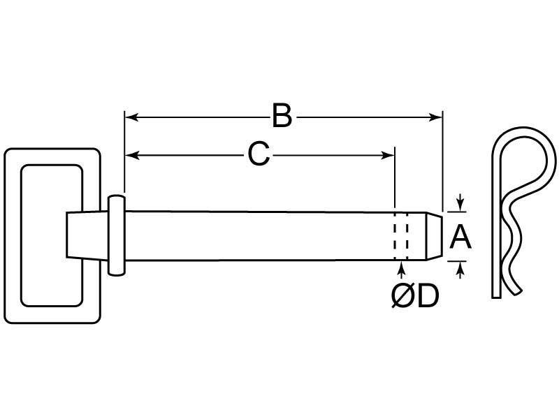 HP-0500-4250S Drawing