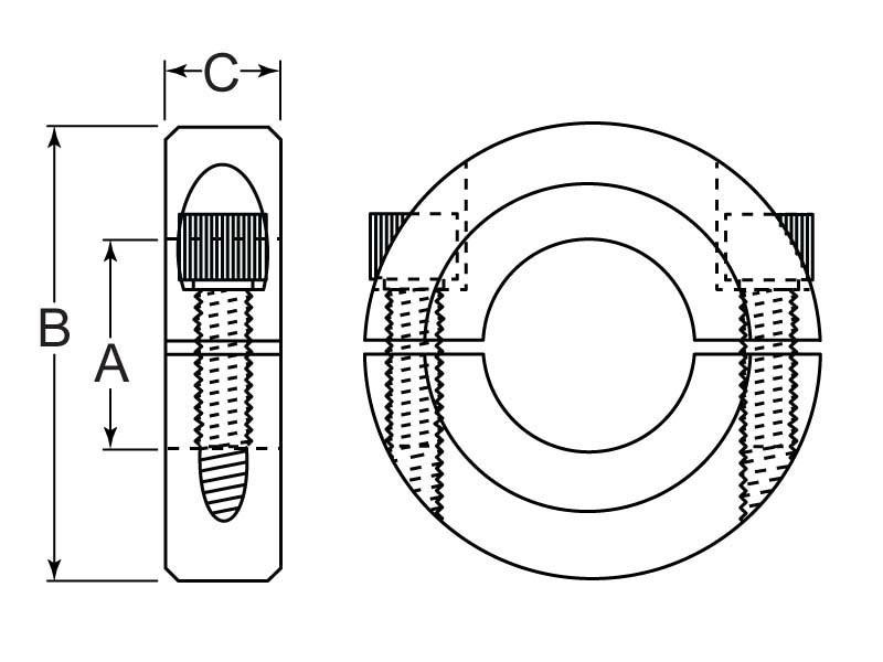 SC2-0250-BO Drawing