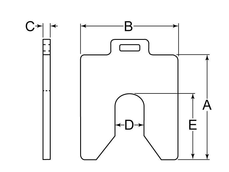 SLOT-025B Drawing