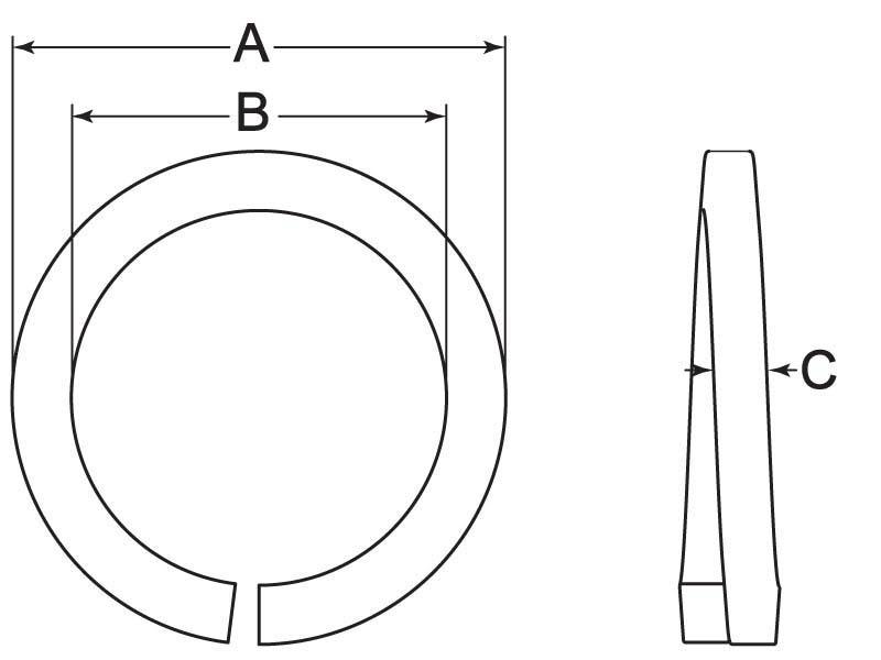 SLW-0250-ZC/B Drawing