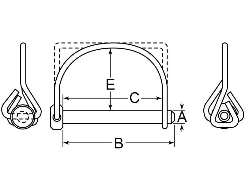 SNIP-250-2500S Drawing