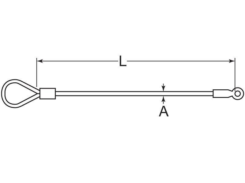 TSS2-046-6000N/B Drawing